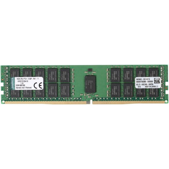Memorie server ECC RDIMM DDR4 16GB 2666MHz CL19 1.2v 1Rx4 thumbnail
