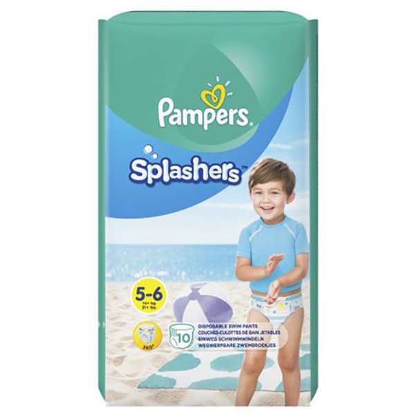 Scutece 81668262 Splash 5 (pentru apa) 10 buc thumbnail