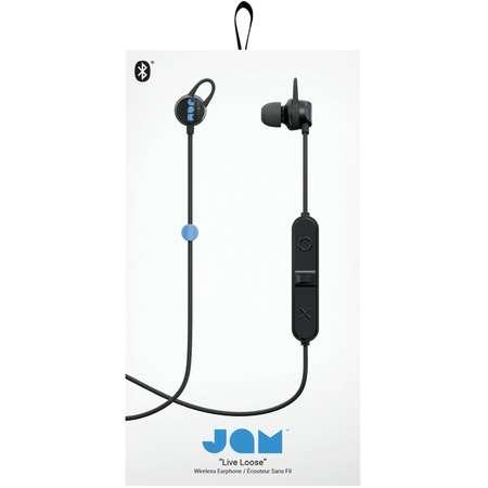Casti Bluetooth JAM HX-EP202BK Live Loose Negru
