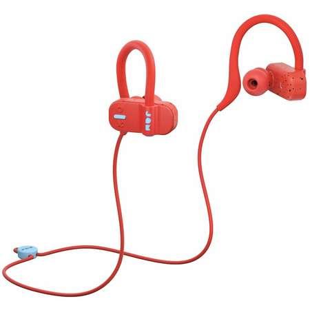 Casti Bluetooth JAM HX-EP404RD Live Fast Rosu
