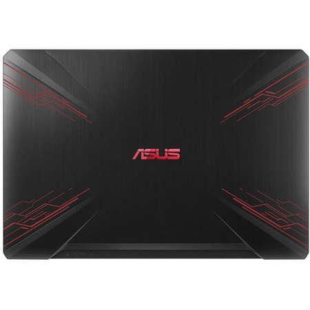 Laptop Asus TUF FX504GD-E4083 15.6 inch FHD Intel Core i5-8300H 8GB DDR4 1TB HDD nVidia GeForce GTX 1050 4GB Black