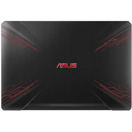 Laptop Asus TUF FX504GD-E4997 15.6 inch FHD Intel Core i5-8300H 8GB DDR4 256GB SSD nVidia GeForce GTX 1050 4GB Black