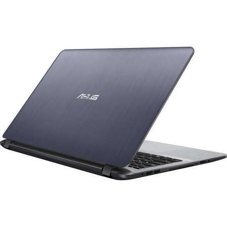 Laptop Asus X507UA-EJ830 15.6 inch FHD Intel Core i7-8550U 8GB DDR4 256GB SSD Endless OS Stary Grey