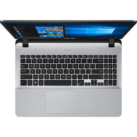 Laptop Asus X507UA-EJ829 15.6 inch FHD Intel Core i5-8250U 8GB DDR4 1TB HDD 128GB SSD Endless OS Stary Grey