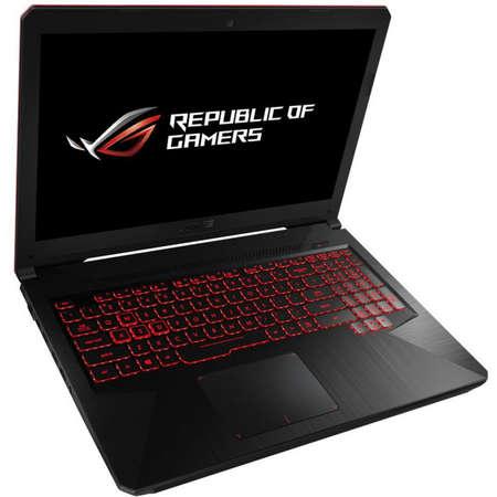 Laptop Asus TUF FX504GM-E4057 15.6 inch FHD Intel Core i5-8300H 8GB DDR4 1TB HDD nVIdia GeForce GTX 1060 6GB Gun Metal