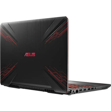 Laptop Asus TUF FX504GM-E4057 15.6 inch FHD Intel Core i5-8300H 8GB DDR4 1TB HDD nVIdia GeForce GTX 1060 6GB Gun Metal