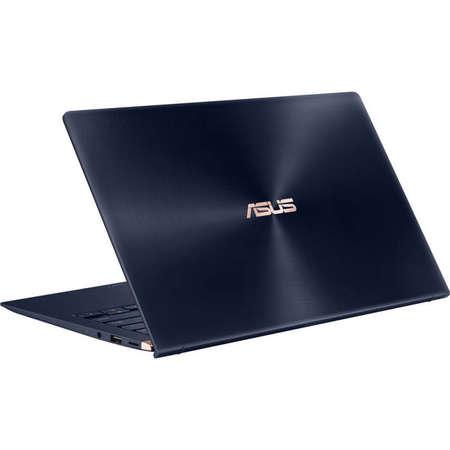 Laptop Asus ZenBook UX433FA-A5046R 14 inch FHD Intel Core I5-8265U 8GB DDR3 256GB SSD Windows 10 Pro Royal Blue