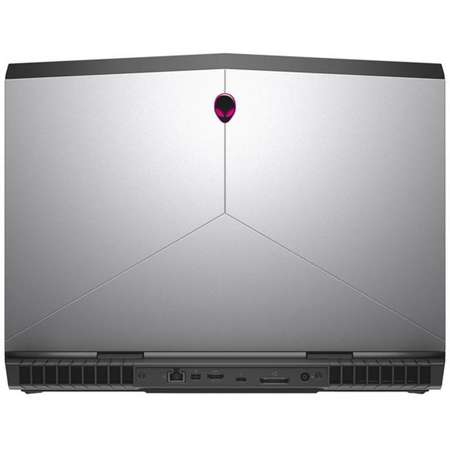 Laptop Alienware 17 R4 15.6 inch FHD Intel Core i9-8950HK 16GB DDR4 1TB HDD 256GB SSD 128GB SSD nVidia GeForce GTX 1080 8GB Windows 10 Pro Silver