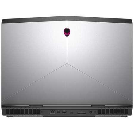 Laptop Alienware 17 R4 15.6 inch FHD Intel Core i9-8950HK 32GB DDR4 1TB HDD 512GB SSD nVidia GeForce GTX 1080 8GB Windows 10 Pro Silver