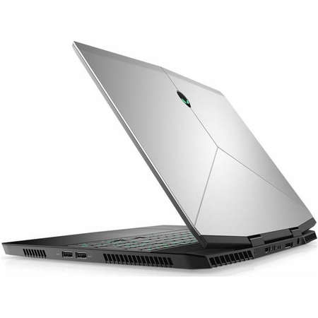 Laptop Alienware M15 15.6 inch UHD Intel Core i7-8750H 16GB DDR4 1TB+8GB SSHD 256GB SSD nVidia GeForce GTX 1070 8GB Windows 10 Pro Silver