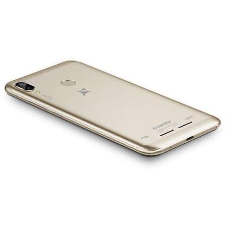 Smartphone Allview Soul X5 Style 32GB 3GB RAM Dual Sim 4G Gold