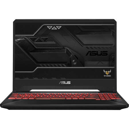 Laptop Asus TUF FX505GD-BQ125 15.6 inch FHD Intel Core i7-8750H 8GB DDR4 1TB HDD nVidia GeForce GTX 1050 4GB Black