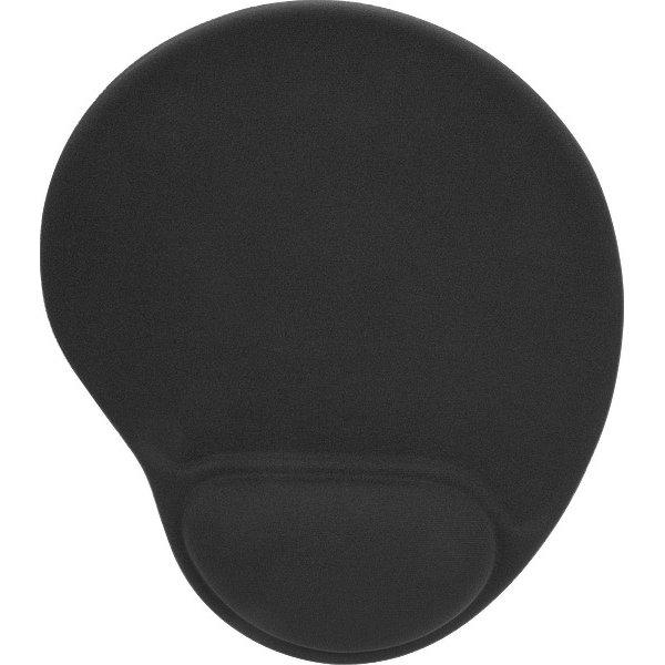 Mousepad Vellu Gel Black