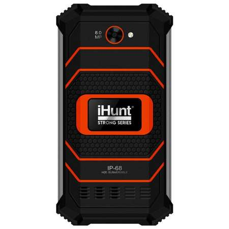 Smartphone iHunt S10 Tank 2019 16GB 2GB RAM Dual Sim 4G Orange