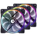 Ventilator ID-Cooling ZF-12025 RGB 3 Pack