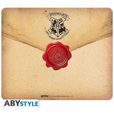 Mousepad ABYStyle Harry Potter Hogwarts letter