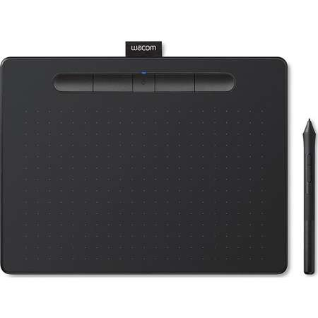 Tableta grafica Wacom Intuos M Bluetooth Black