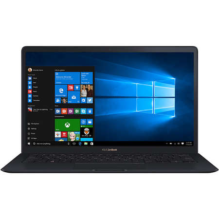 Laptop Asus ZenBook S UX391FA-AH010R 13.3 inch FHD Intel Core i7-8565U 16GB DDR3 512GB SSD Windows 10 Pro Deep Dive Blue