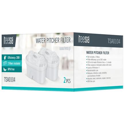 Set 2 filtre TSA0104 pentru canile filtrante marca Teesa