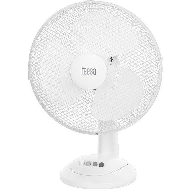 Ventilator de camera TSA8023 35W 3 viteze Alb thumbnail