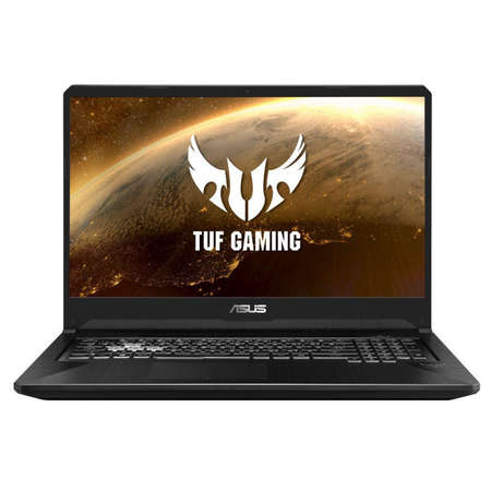 Laptop Asus TUF FX705GE-EW084 17.3 inch FHD Intel Core i7-8750H 8GB DDR4 1TB SSHD nVidia GeForce GTX 1050 Ti 4GB Gun Metal