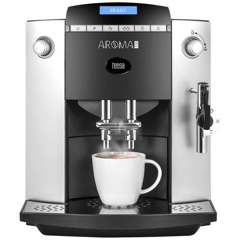 Espressor Automat TSA4001 Aroma 1400W 1.9 litri 15 Bari Negru / Alb thumbnail