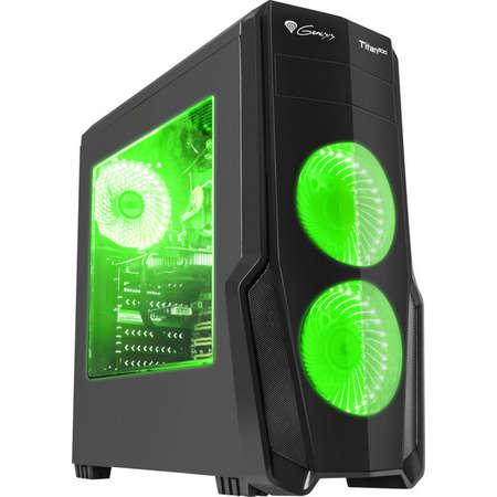 Sistem desktop ITGalaxy Neo Gamer V6 Intel Core i5-6600K Quad Core 3.5 GHz 8GB DDR4 SSD 120GB + HDD 1TB  Nvidia GTX 1660 6GB DDR5 FreeDos Black