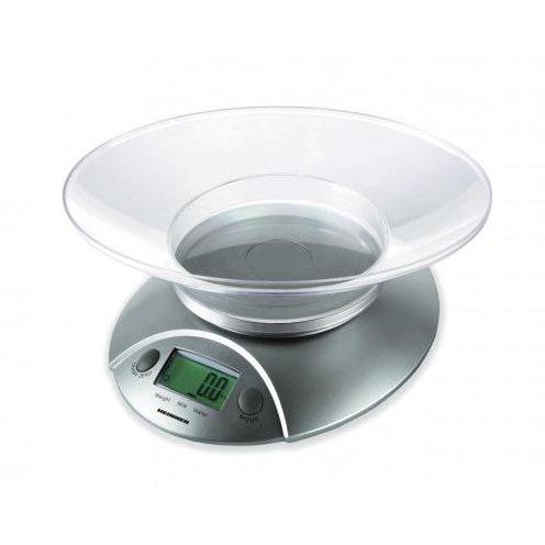Cantar de bucatarie Select 5 HKS-5SL 5kg Argintiu thumbnail