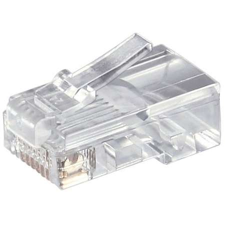Mufa retea UTP OEM Cat 5 RJ45 Neecranat Pentru cablu rotund