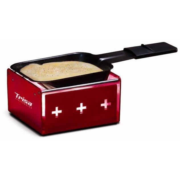 Racleta My Raclette 4 lumanari 1 spatula Rosu
