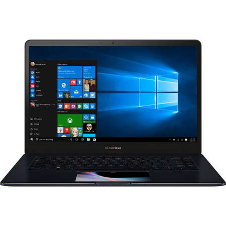 Laptop Asus ZenBook Pro 15 UX580GE-BN020R 15.6 inch FHD Intel Core i7-8750H 16GB DDR4 512GB SSD nVidia GeForce GTX 1050 Ti 4GB Windows 10 Pro Deep Dive Blue