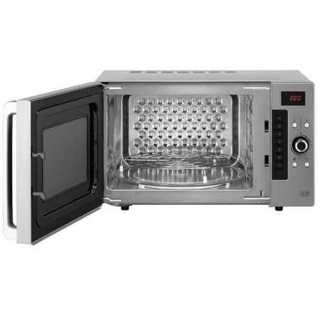 Cuptor microunde incorporabil Daewoo KOC-9Q4T 28 litri Control digital Convectie 900W Inox - Resigilat
