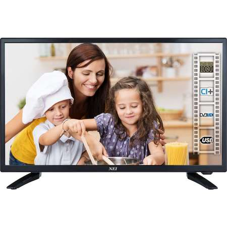 Televizor Nei 22NE5000 56cm Full HD Black