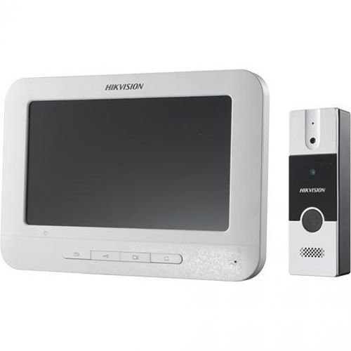 Set videointerfon color Monitor DS-KH2220 plus Post exterior DS-KB2411-IM thumbnail