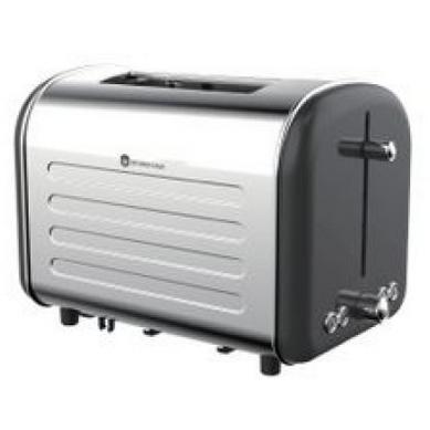 Prajitor de paine Studio Casa Retro 80 Negru 1000W