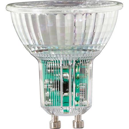 Bec LED Xavax 112569 GU10 3.3W 38W 3000K Alb cald