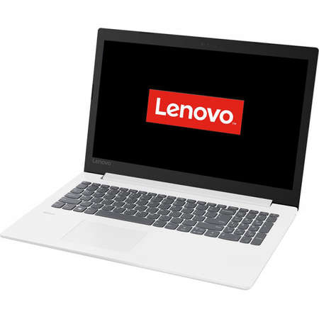 Laptop Lenovo IdeaPad 330-15IKB 15.6 inch HD Intel Core i3-6006U 4GB DDR4 256GB SSD Blizzard White