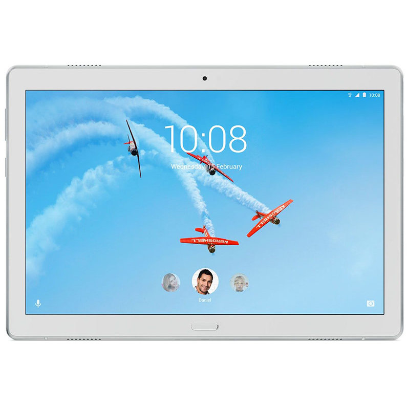 Tableta TAB P10 TB-X705L 10.1 inch 1.8 GHz Octa Core 4GB RAM 64GB flash WiFi 4G Sparkling White thumbnail