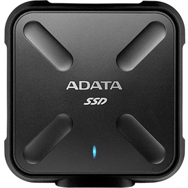 SSD Extern SD700 256GB USB 3.1 Black thumbnail