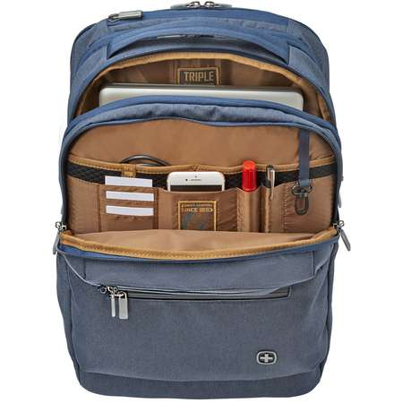 Rucsac laptop Wenger CityPatrol 16 inch Navy