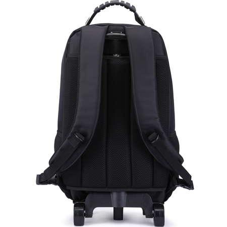 Rucsac laptop Sumdex Trolley 18 inch Negru