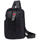 Geanta laptop Sumdex BP-300BK SCHWYZ CROSS ChestPack 11 inch Negru