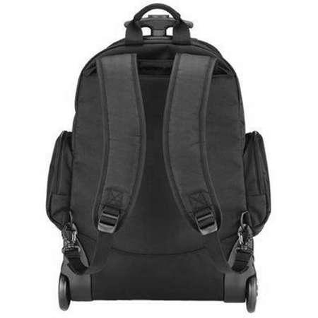 Troller laptop Sumdex POR-360BK 15 - 16 inch Negru