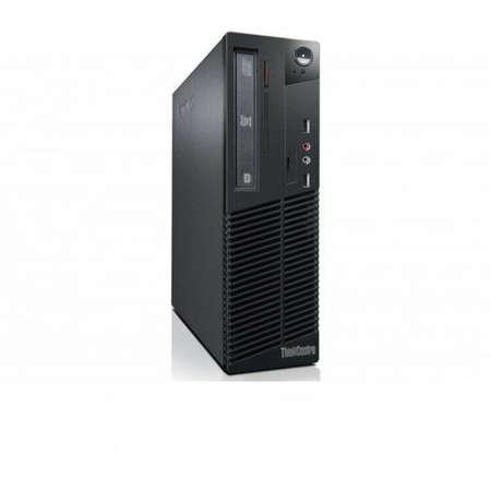 Sistem desktop Lenovo ThinkCentre M82 Intel Core i3-2120 4GB DDR3 240GB SSD DVD-RW Windows 10 Home Black - Refurbished