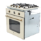 Pachet Studio Casa Positano Rustic Avena Cuptor electric incorporabil FE 660 + Plita Incorporabila PG 660
