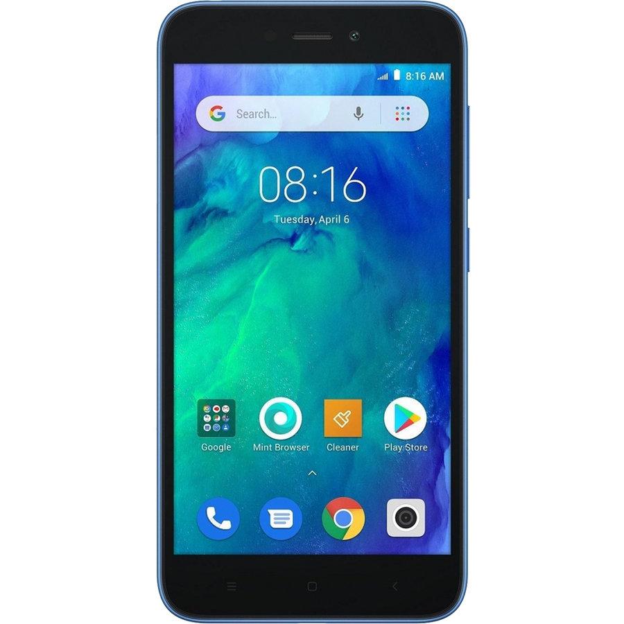 Smartphone Redmi Go 8GB 1GB RAM Dual Sim 4G Blue