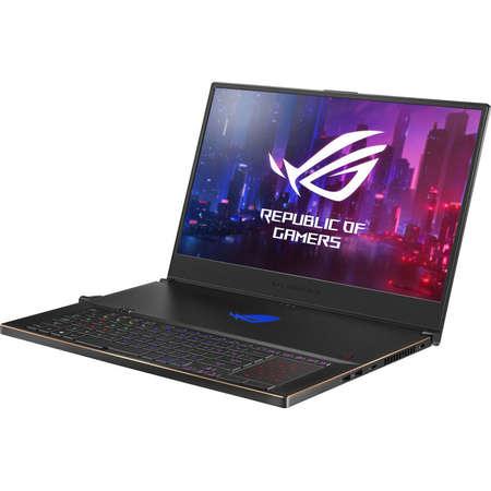 Laptop Asus ROG Zephyrus S GX701GW-EV008R 17.3 inch FHD Intel Core i7-8750H 16GB DDR4 512GB SSD nVidia GeForce RTX 2070 8GB Windows 10 Pro Black