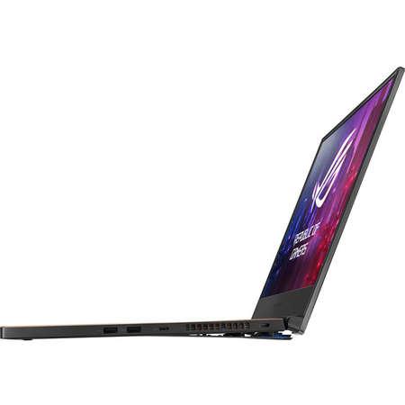Laptop Asus ROG Zephyrus S GX701GX-EV018R 17.3 inch FHD Intel Core i7-8750H 24GB DDR4 1TB SSD nVidia GeForce RTX 2080 8GB Windows 10 Pro Black