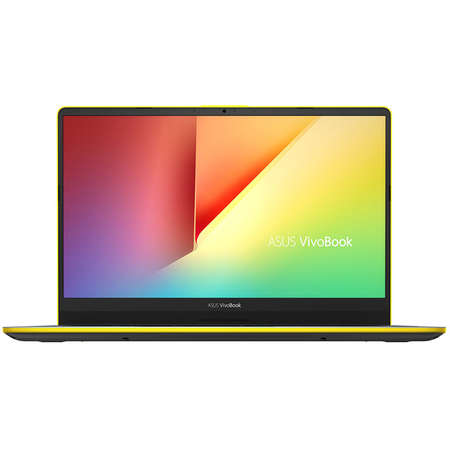 Laptop Asus VivoBook S14 S430FA-EB063T 14 inch FHD i5-8265U 8GB DDR4 256GB SSD Windows 10 Home Silver Yellow