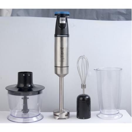 Blender Studio Casa SC1815 4 in 1 Cooking Expert 600W 0.7 litri Negru / Argintiu